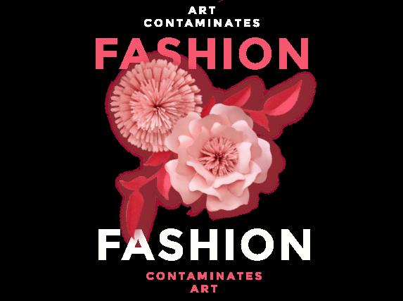 L'Arte contamina la Moda, la Moda contamina l'Arte